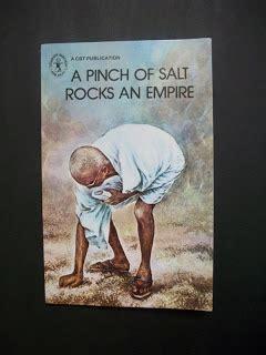 gandhi salt march quotes quotesgram