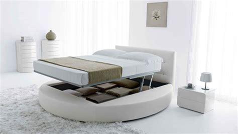 si鑒e pour lit rond design pour la chambre adulte moderne en 36 idées