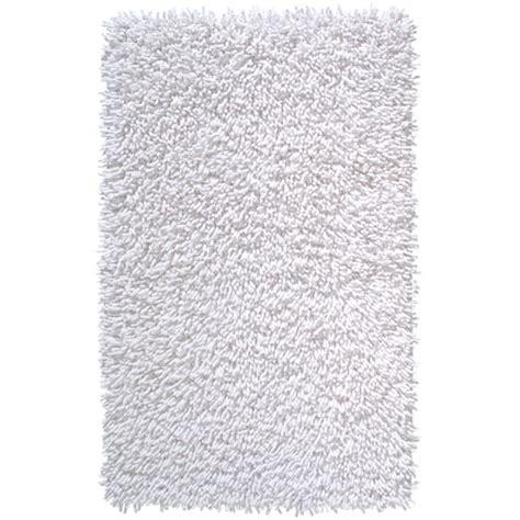 modern white bathroom rugs shagi cotton bath rug white in accent rugs