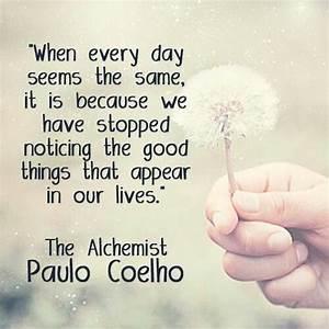 Paulo Coelho The Alchemist book quote. | Words | Pinterest