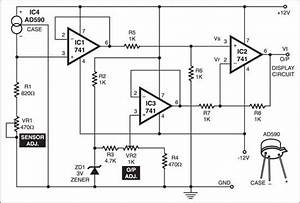 Temperature Detector System