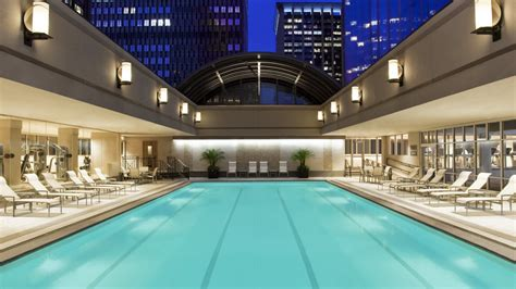 fitness center pool sheraton boston hotel