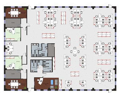 office layout exles office furniture warehouse office space planning and Executive