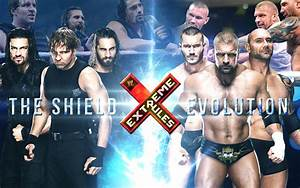 WWE Extreme Rules Wallpaper 2014 by JusttJaa on DeviantArt