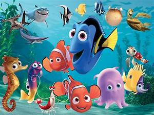 Main Characters | Finding Nemo | Know Your Meme