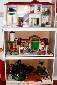 La Maison Möbel : y 39 a maman la maison meuble playmobil organisation ~ Watch28wear.com Haus und Dekorationen