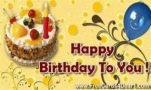 Happy Birthday To You Animated Greetings Ecard Greeting