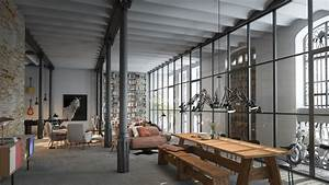 Casa Bur U00e9s Lofts  Interior Design Project