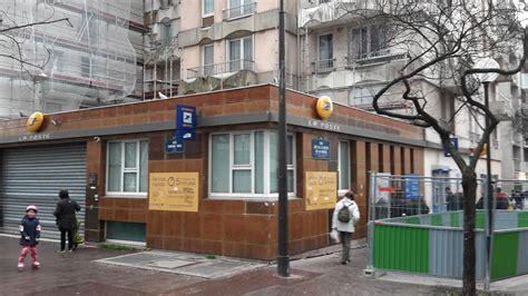 particulier outils trouver un bureau de poste bureau de poste olympiades à en métro