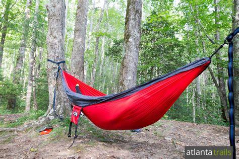 eno singlenest hammock eno singlenest doublenest review atlanta trails