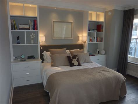 Fitted Bedroom Furniture  Modern  Bedroom  London By