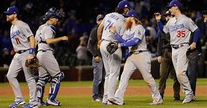 Dodgers close in on World Series with win over Cubs ...