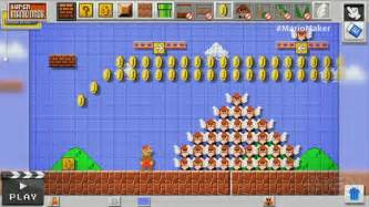 Mario Wii U Maker