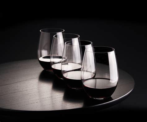 Riedel O Stemless, Cabernet, Merlot Glass Buy 3 Get 1