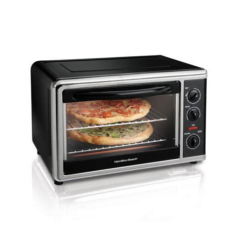 Hamilton Toaster Oven by Hamilton Black Toaster Oven 31100 The Home Depot