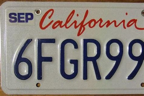 California Licence Plate Search by Right To Privacy California Would Allow Drivers To