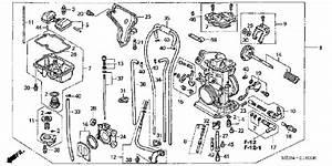 Fuel Screw  Pilot Screw   - Crf450r  Rwe  U0026 Rx