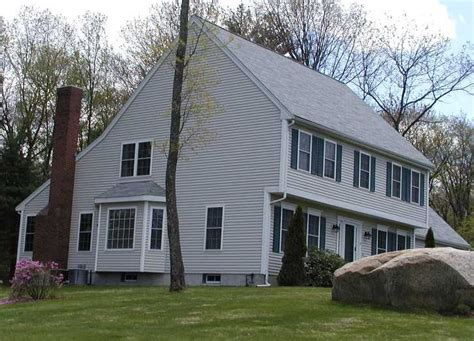 Saltbox House Style  Architectural Styles Part 1 Of 2 The