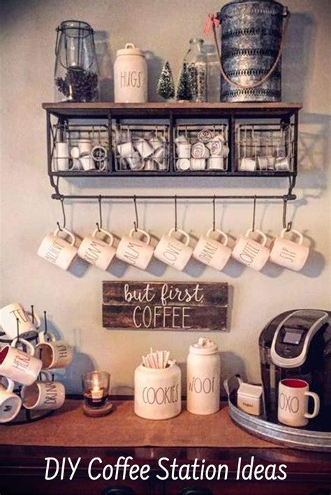 Home Coffee Bar Design Ideas by Diy Coffee Station Ideas Home Coffee Bars Ideas Pictures