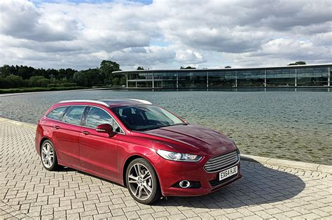 Ford Mondeo Estate 2.0 Tdci Titanium (2016) Long-term Test