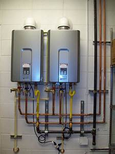 Tankless Water Heaters To Save Space And Money