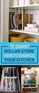 Best 25 Kitchen Storage Hacks Ideas On Pinterest