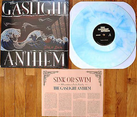 gaslight anthem sink or swim spotify popsike gaslight anthem sink or swim vinyl 700