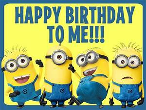 Despicable Me Happy Birthday Card | www.imgkid.com - The ...