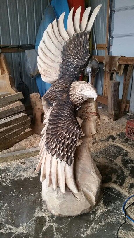 images  chainsaw carving  pinterest