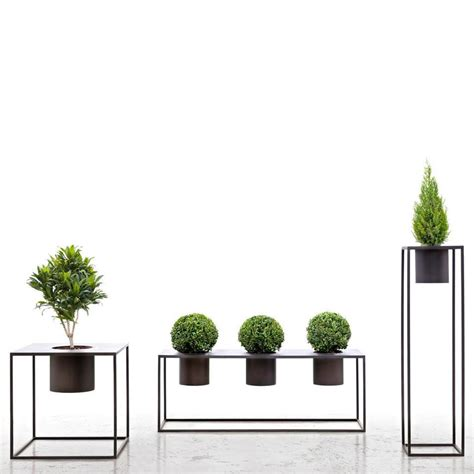 vasi per arredamento interno vasi di design la nuova estetica delle fioriere de