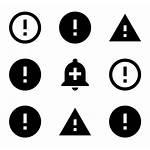 Icon Alert Icons Vector Google Library Flaticon