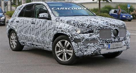 Modifikasi Audi Q7 by All New Mercedes Gle 2019 Pesaing Berat Audi Q7 Dan Bmw X5