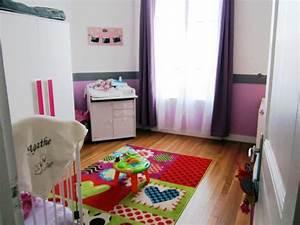 Chambre Fille 4 Ans : deco chambre de fille 9 ans ~ Teatrodelosmanantiales.com Idées de Décoration