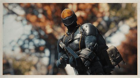 Chinese Stealth Suit Retexture - Fallout 76 Mod download