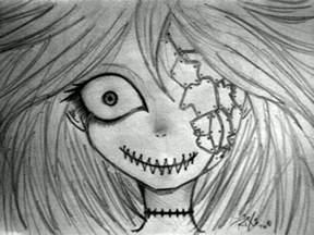 Creepypasta Creepy Easy Drawings