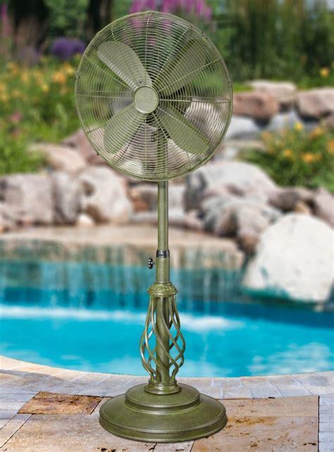 dbf dynasty outdoor patio fan floor standing outdoor