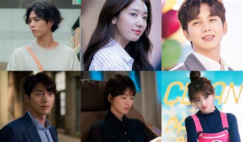 actors and actresses ranking korean drama actors and actresses brand reputation index