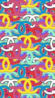 chanel multicolor wallpaper #wallpaper #iphonewallpaper # ...