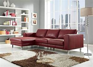 18, Stylish, Modern, Red, Sectional, Sofas