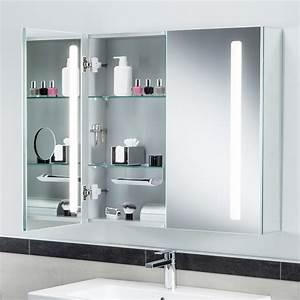 Spiegelschrank 10 Cm Tief : villeroy boch my view 14 spiegelschrank mit led ~ Watch28wear.com Haus und Dekorationen