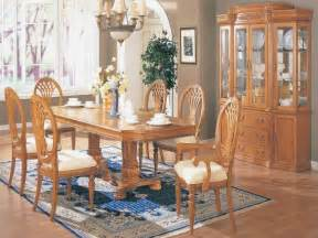 Oak Dining Room Set Dining Room Rustic Traditional Oak Dining Room Set Oak Dining Room Set With 6 Chairs Oak