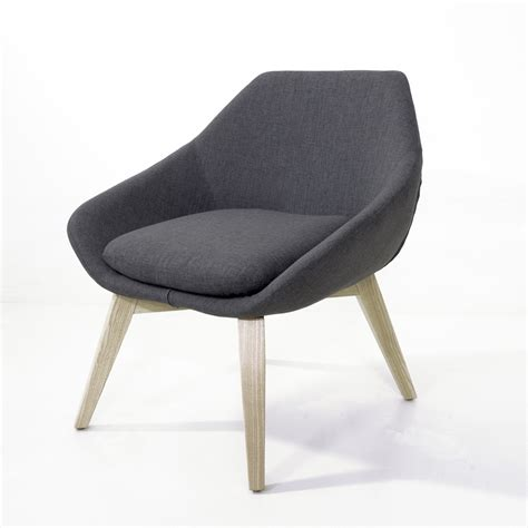 Axis Timber Chair Workspace