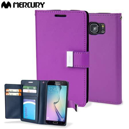 Mercury Samsung S5 Purple mercury rich diary samsung galaxy s6 premium wallet