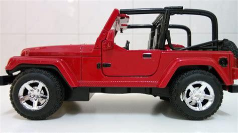 jeep matchbox red jeep wrangler matchbox car