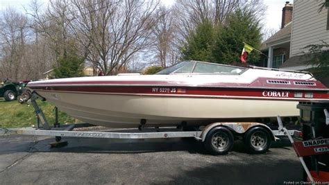 27 Foot Cobalt Boats For Sale by 86 Cobalt Boat Boats For Sale