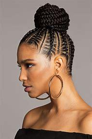 Braided Cornrow Hairstyles for Black Wom…