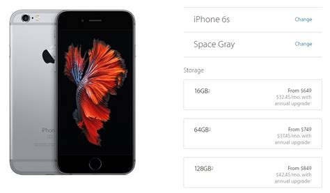 how much is iphone 6s how much the iphone 6s iphone 6s plus will cost in