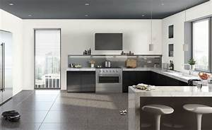 10 amazing modern kitchen cabinet styles With kitchen cabinet trends 2018 combined with black and white wall art canvas
