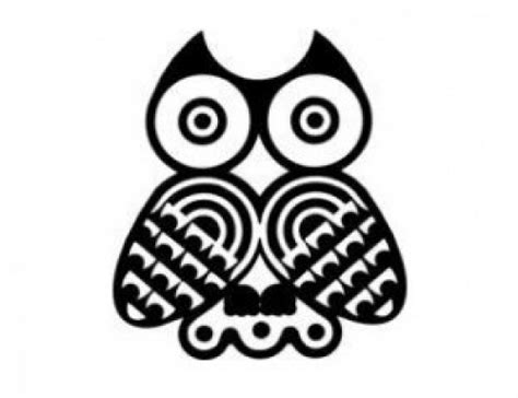 native american indian symbol clipart  color owl   cliparts  images