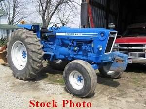 1977 Ford 7600 Tractor       Heavyequipmentregistry